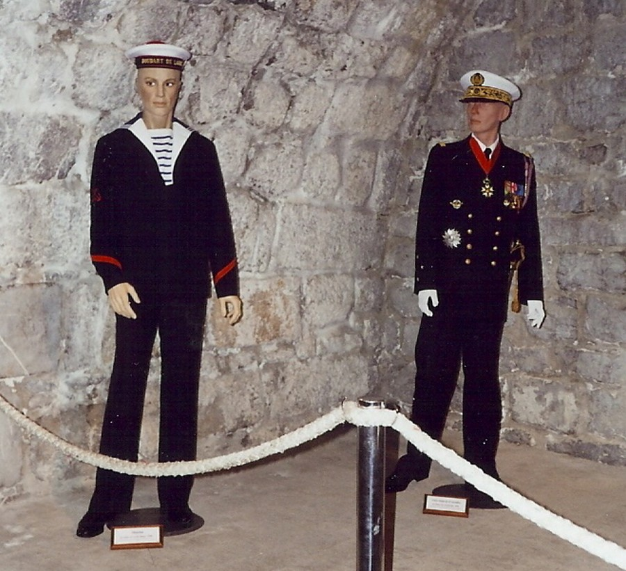 [ Les musées en rapport avec la Marine ] Conservatoire des tenues à Toulon - Page 4 313
