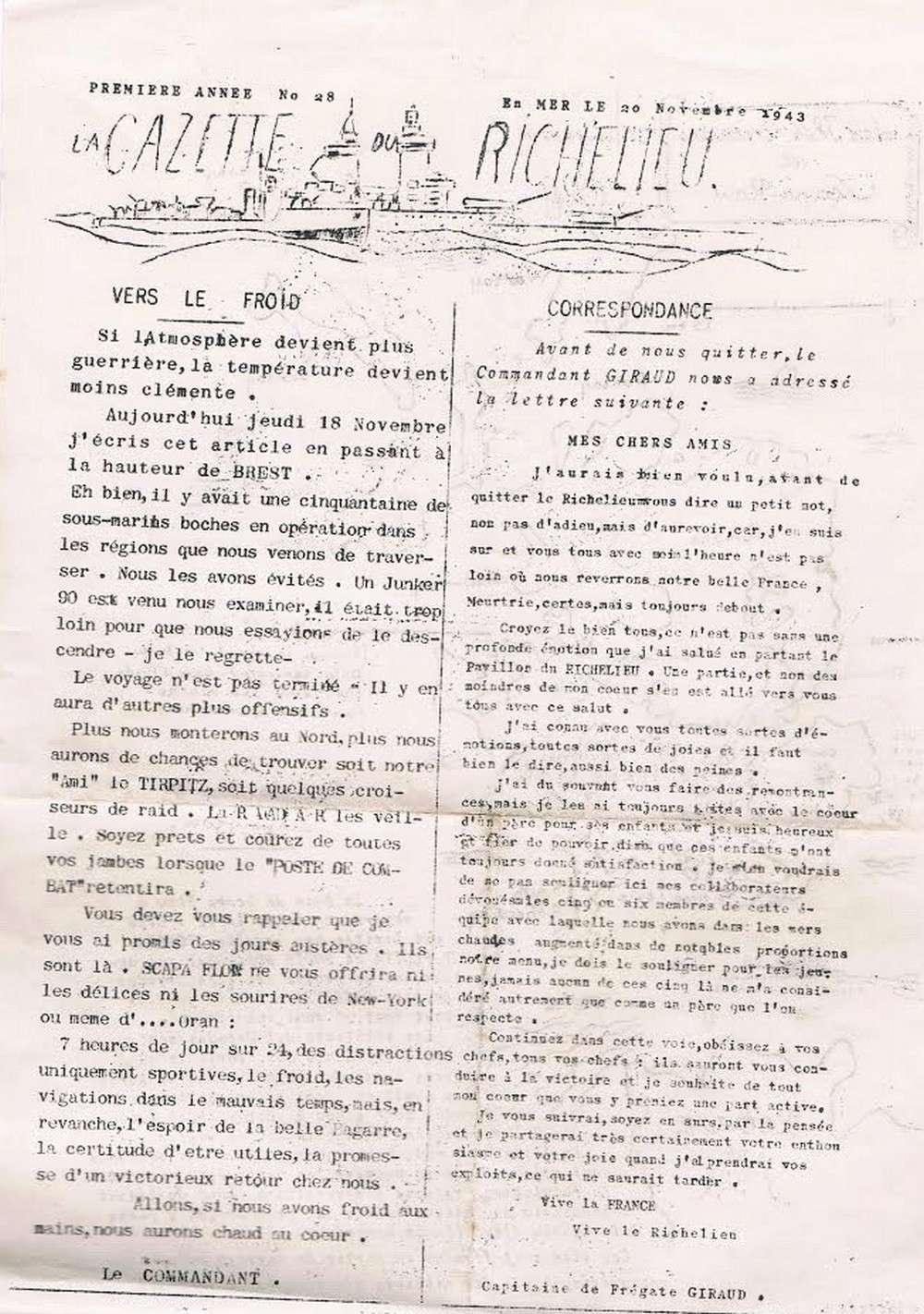 [Les batiments de ligne] RICHELIEU ET JEAN BART - TOME 2 - Page 38 322