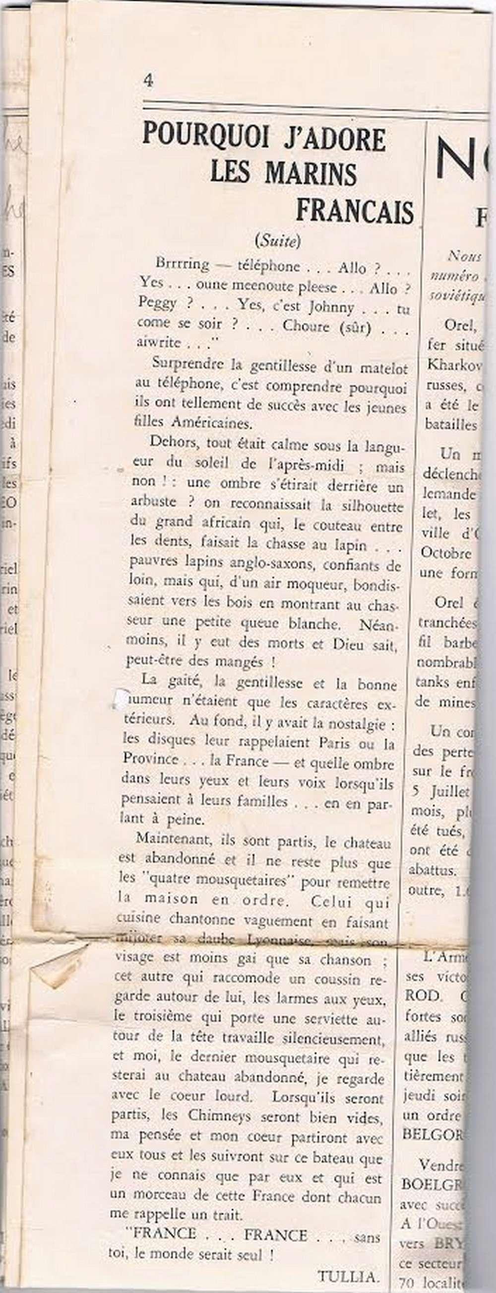 [Les batiments de ligne] RICHELIEU ET JEAN BART - TOME 2 - Page 38 718