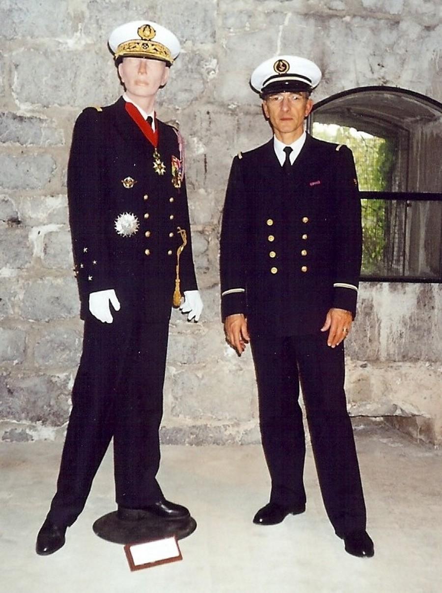 [ Les musées en rapport avec la Marine ] Conservatoire des tenues à Toulon - Page 4 811