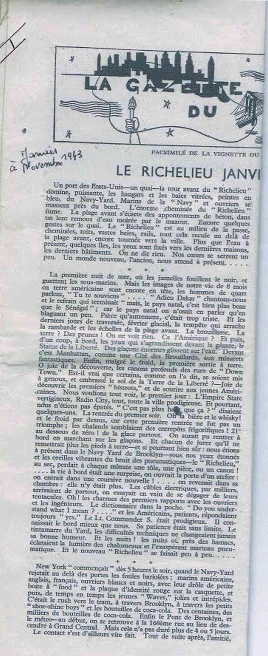 [Les batiments de ligne] RICHELIEU ET JEAN BART - TOME 2 - Page 38 A23