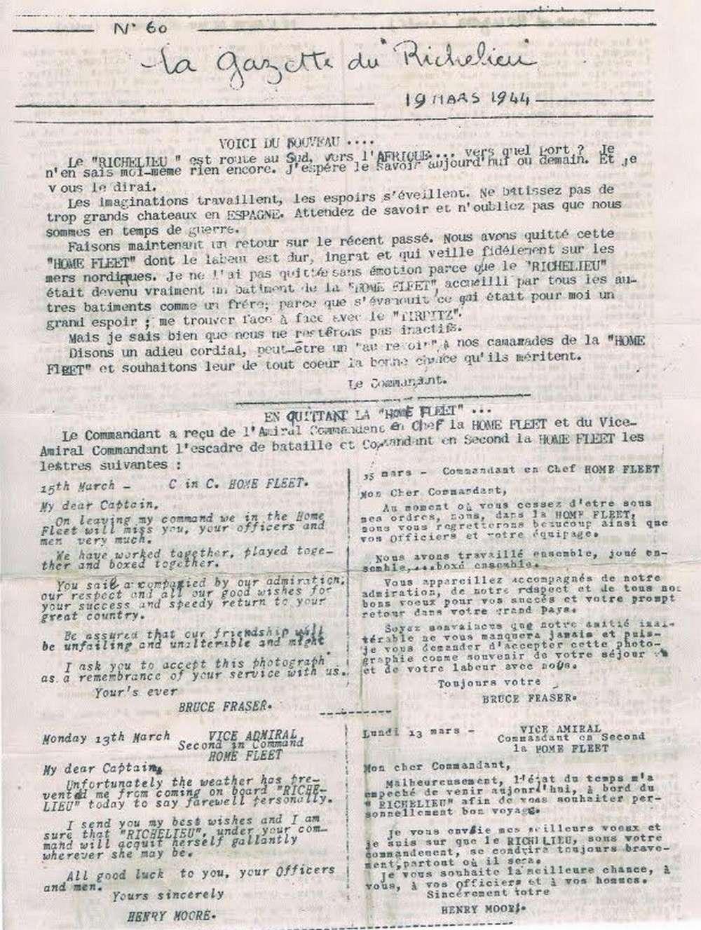 [Les batiments de ligne] RICHELIEU ET JEAN BART - TOME 2 - Page 39 A31