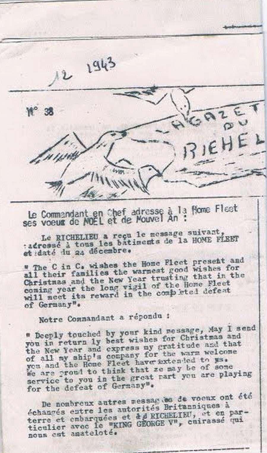 [Les batiments de ligne] RICHELIEU ET JEAN BART - TOME 2 - Page 38 B25