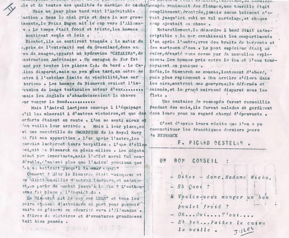 [Les batiments de ligne] RICHELIEU ET JEAN BART - TOME 2 - Page 38 F17