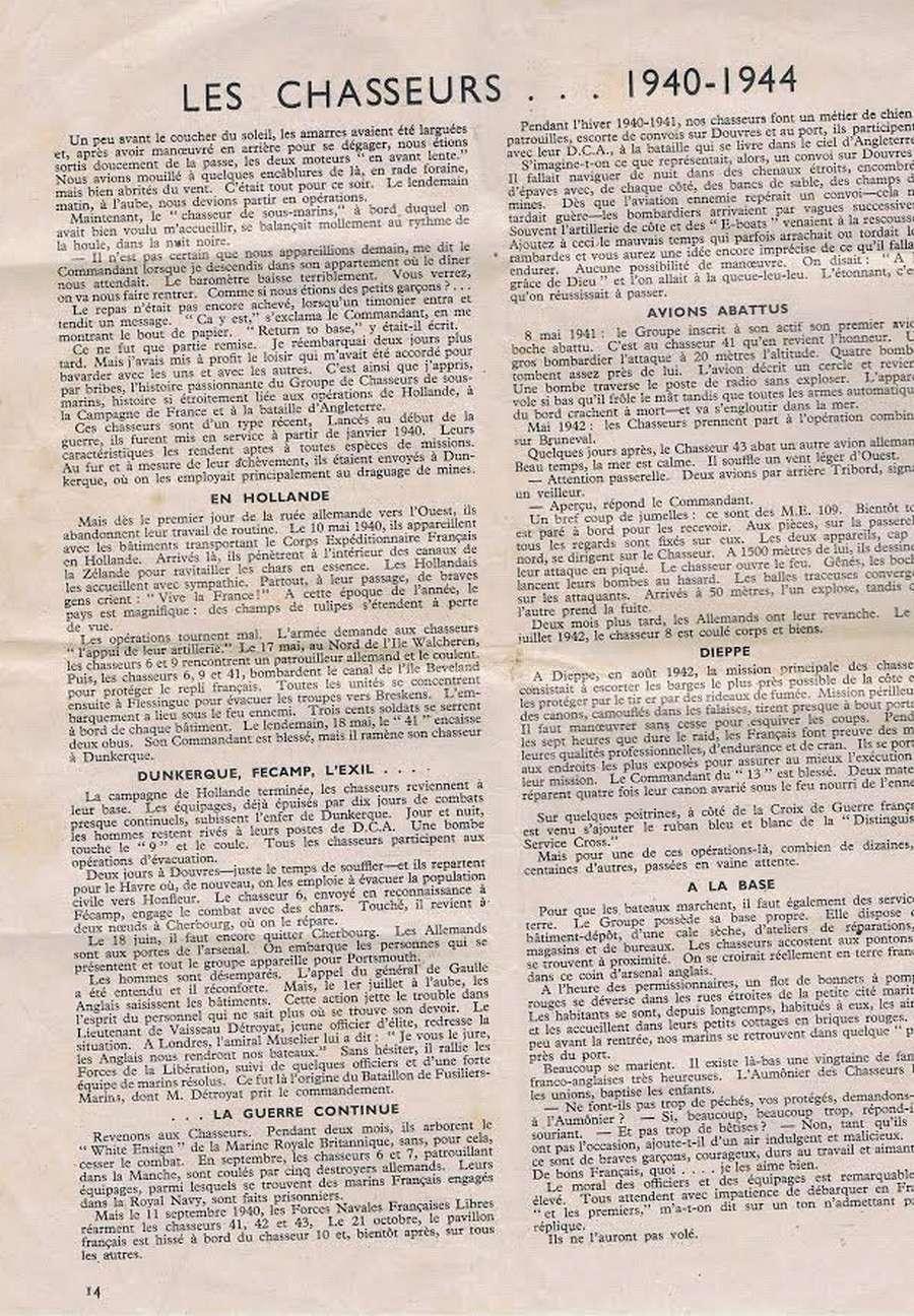 [Les batiments de ligne] RICHELIEU ET JEAN BART - TOME 2 - Page 38 I11
