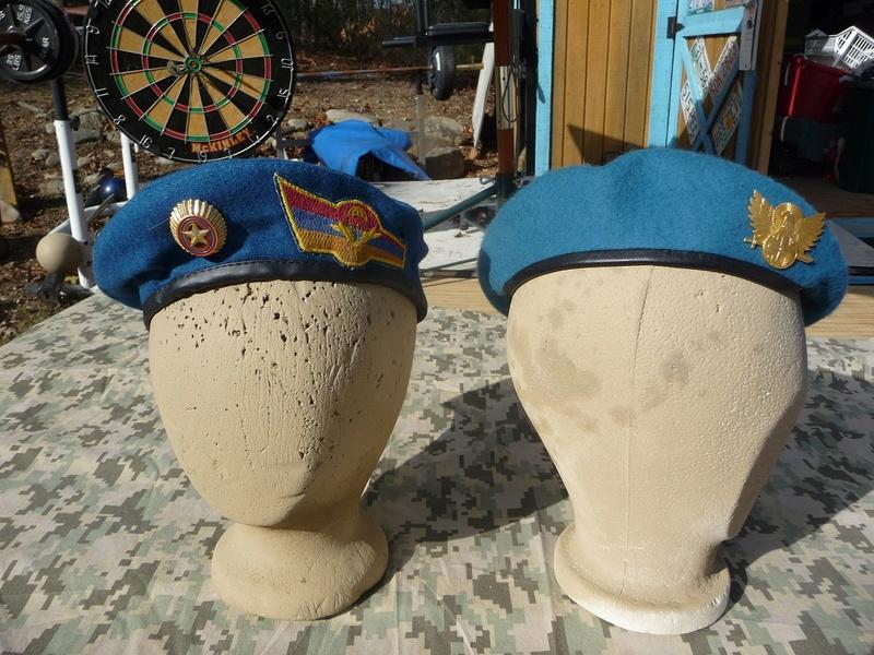 Berets Ara110