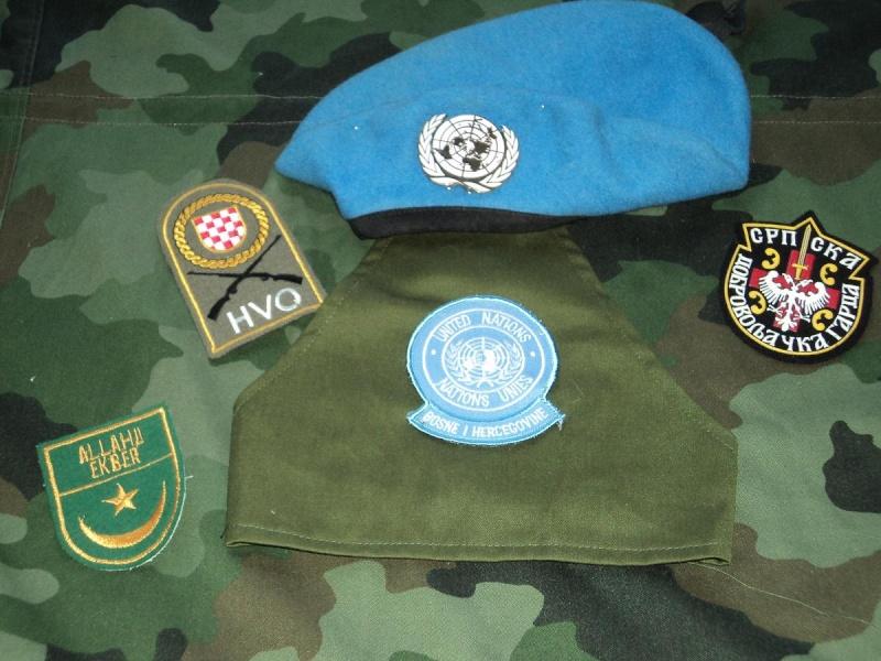 Peacekeeper's  display Taikda11