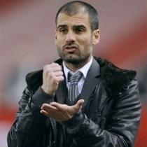 Mourinho: Pep trajner ideal për Barcelonën  F_082210