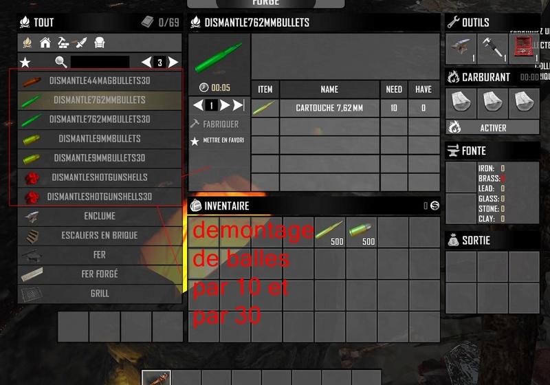 mise en place du DiSMONTABLE bullets  Ammo_d10