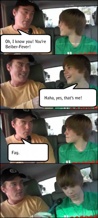 Interview with Justin Beiber. BBS Topic. Jbfag10