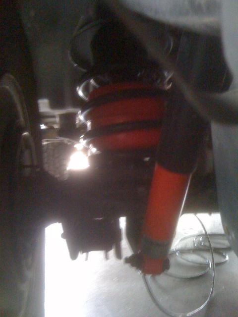 Aria compressa e air lifth 2110