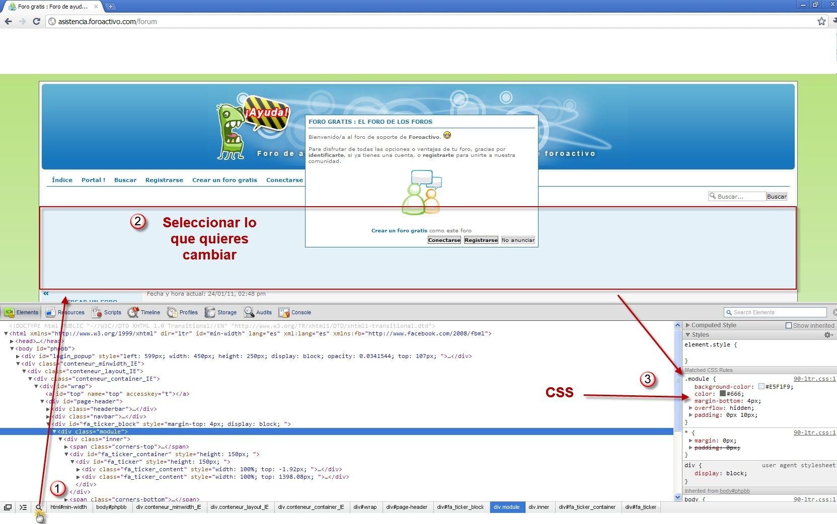 ASTUCIA : FORMACIÓN PARA UTILIZAR CODIGOS CSS  Css_ch10