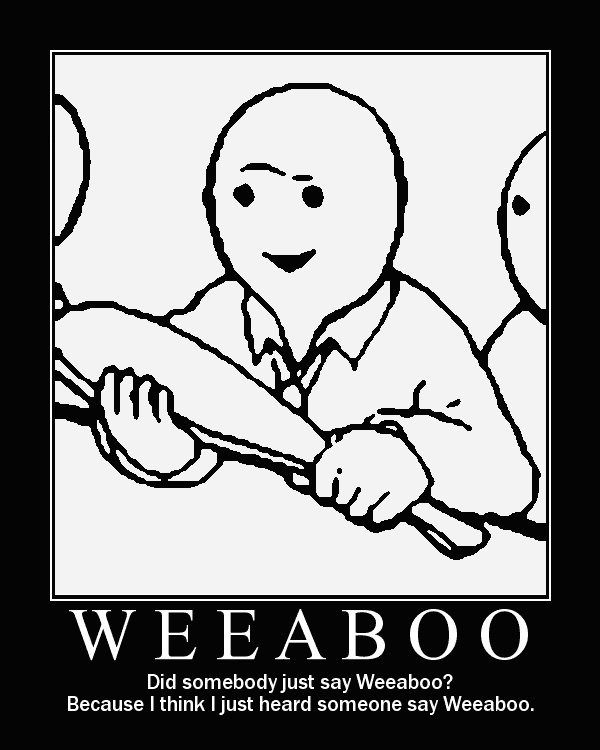 What makes me a good Weaboo? PART 2!!!!!!!!!!!!!!!!!!!!!!!!!!!!!!!!!! Weeabo10