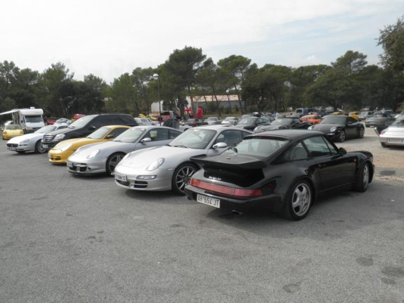 Paradis Porsche St Tropez et Le Luc.13 et 14 oct 2012 Pa130015