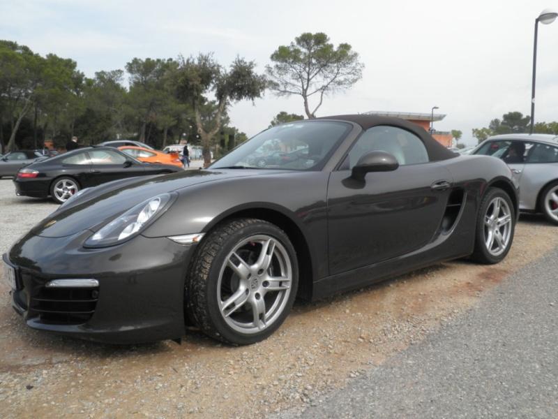 Paradis Porsche St Tropez et Le Luc.13 et 14 oct 2012 Pa130021