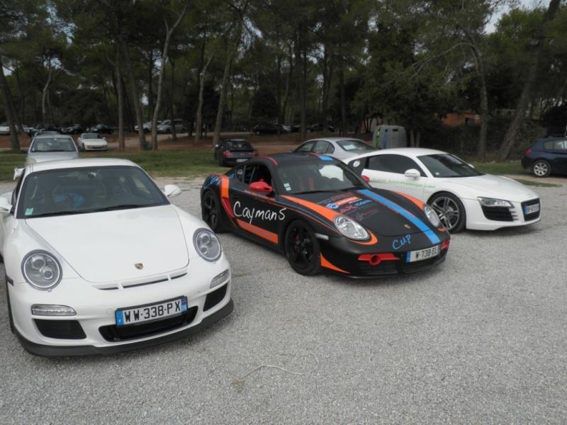 Paradis Porsche St Tropez et Le Luc.13 et 14 oct 2012 Pa130026