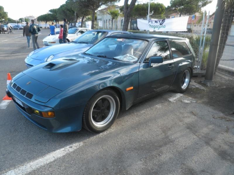 Paradis Porsche St Tropez et Le Luc.13 et 14 oct 2012 Pa140012