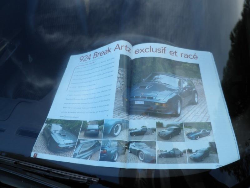 Paradis Porsche St Tropez et Le Luc.13 et 14 oct 2012 Pa140013