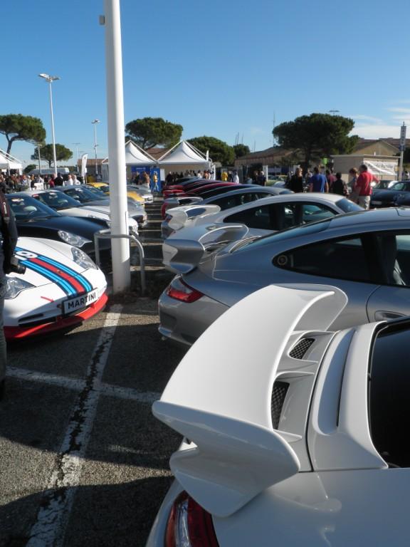 Paradis Porsche St Tropez et Le Luc.13 et 14 oct 2012 Pa140015