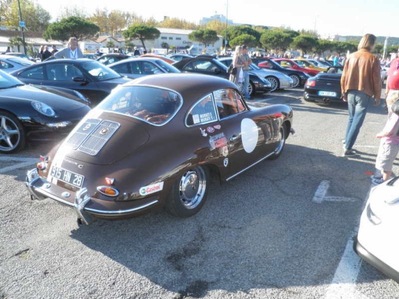 Paradis Porsche St Tropez et Le Luc.13 et 14 oct 2012 Pa140021