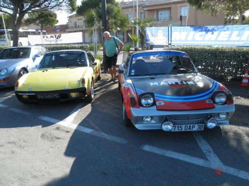 Paradis Porsche St Tropez et Le Luc.13 et 14 oct 2012 Pa140022
