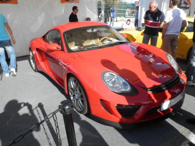 Paradis Porsche St Tropez et Le Luc.13 et 14 oct 2012 Pa140024