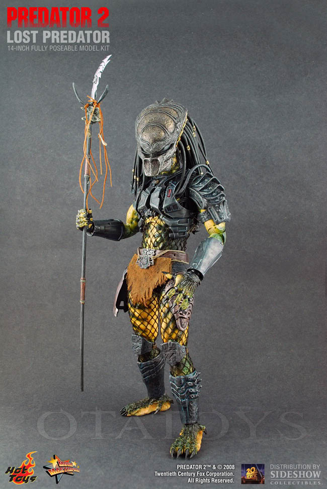 Alien Vs Prédator Hot Toys Ht-pre10