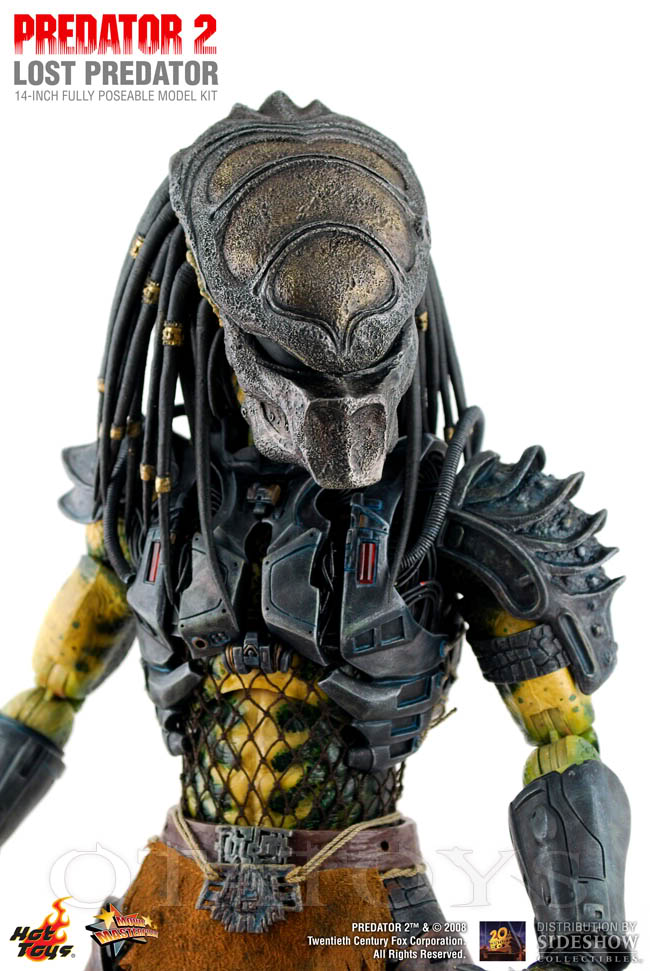 Alien Vs Prédator Hot Toys Ht-pre12