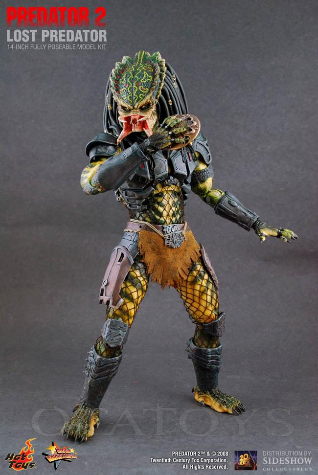 Alien Vs Prédator Hot Toys Ht-pre13