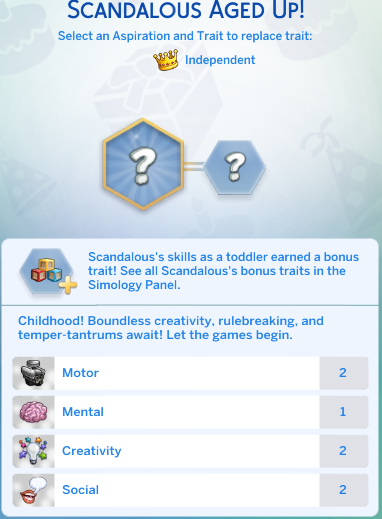 Toddler Mania Challenge Sims 4 by EQ - Page 2 Scanda10