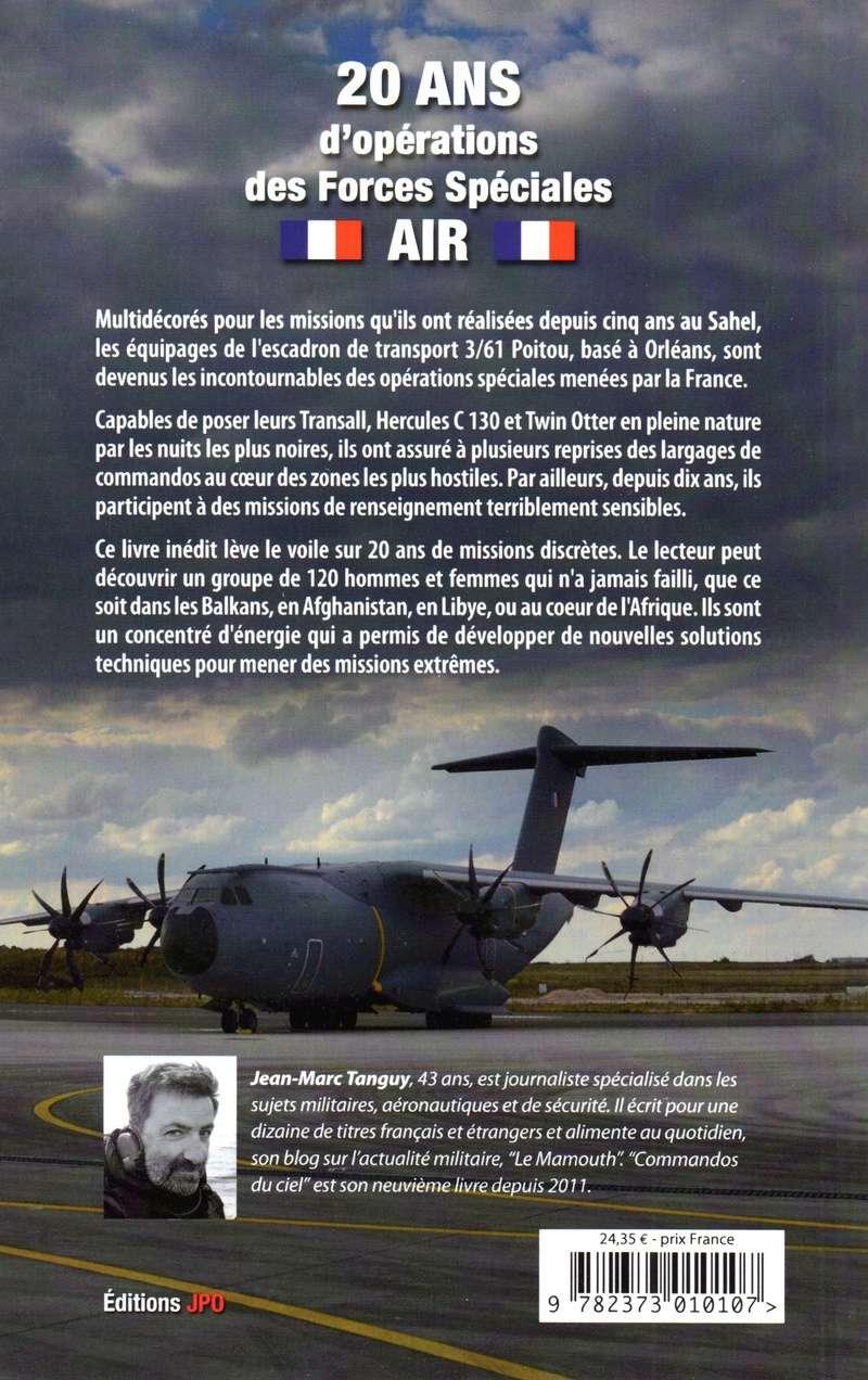 Commandos du ciel, les pilotes de l'impossible, Escadron 3/61 Poitou Comman11
