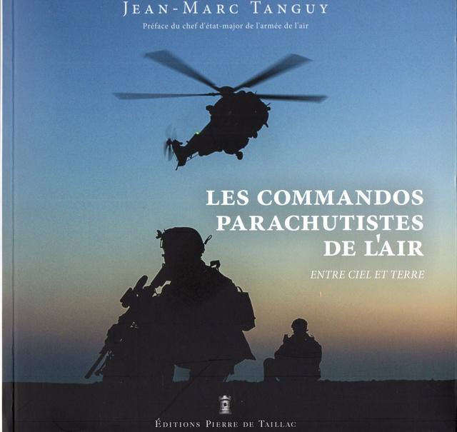 Livre sur les Commandos Parachutistes de l'Air, octobre 2016 Les_co10