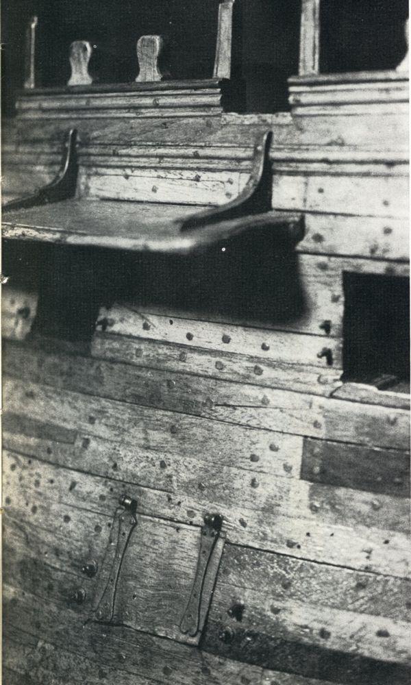Modèles de musées ? (Chevilles d'artillerie) N-140-10