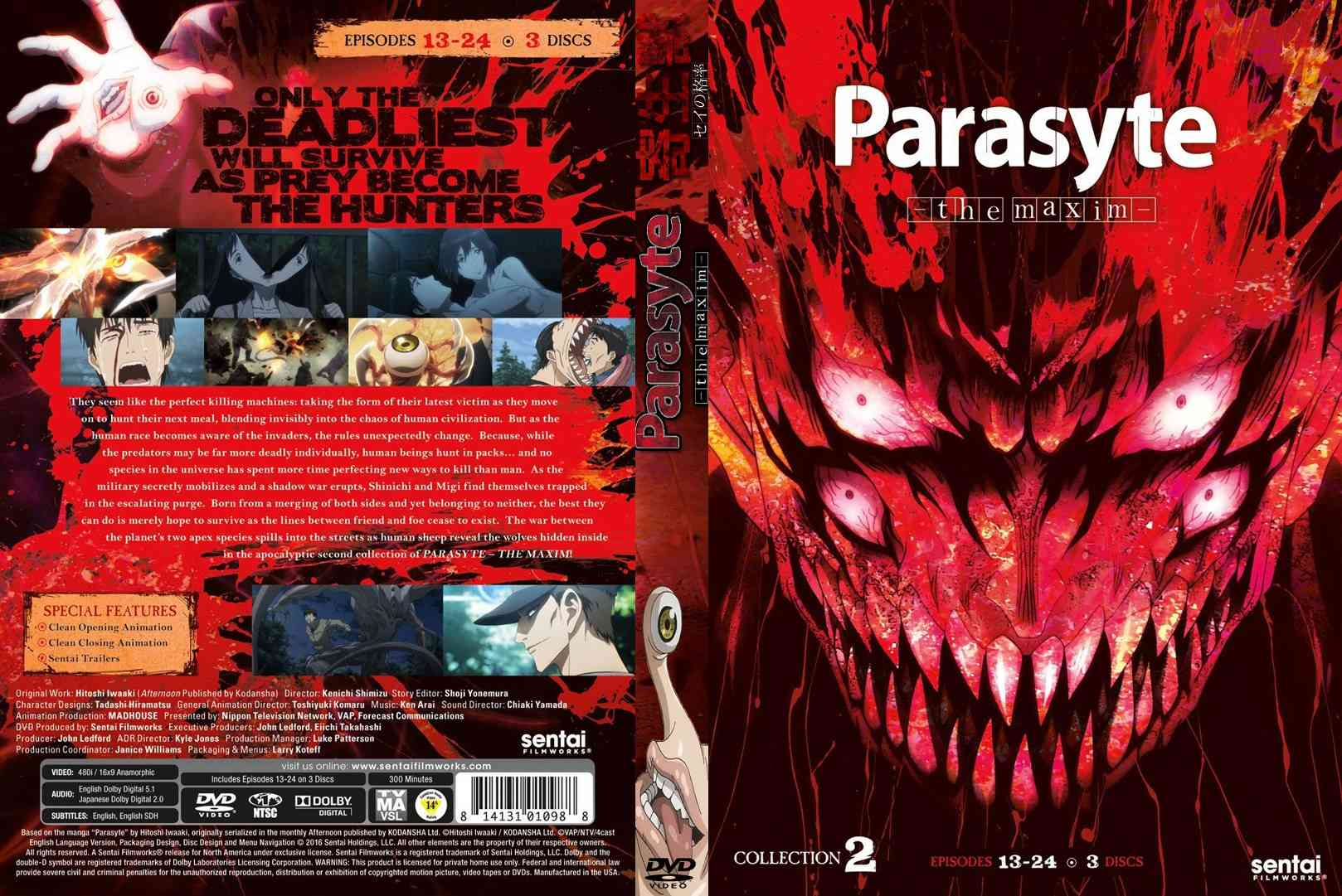 Caratula-COVER | Parasyte en DVD COMPLETA Parasy10
