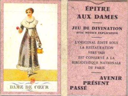 Epitre aux Dames (1820) Epitre10