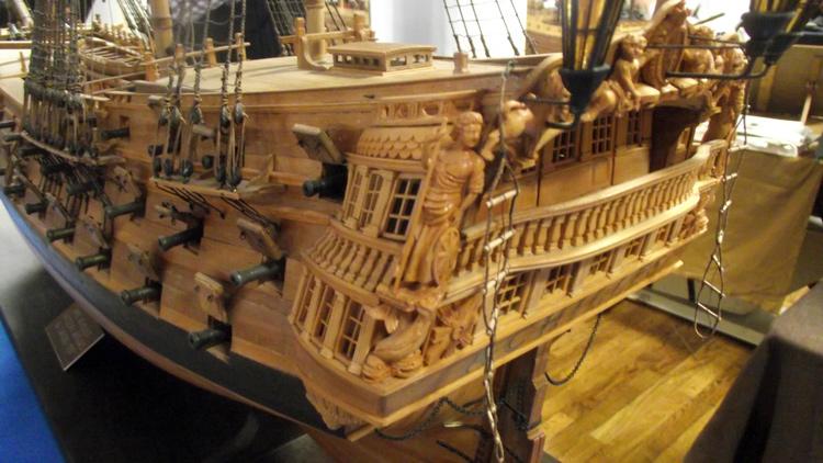Salon de la Maquette de Lorient 2019 Lorien30