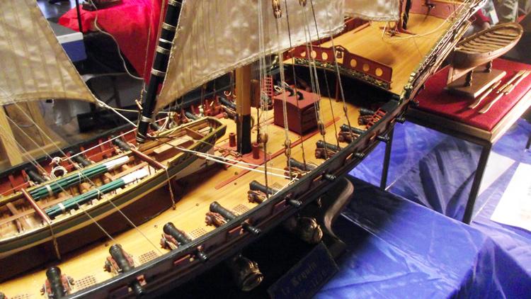 Salon de la Maquette de Lorient 2019 Lorien32