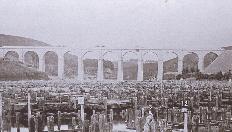 Vues du port de Brest Parc-a10