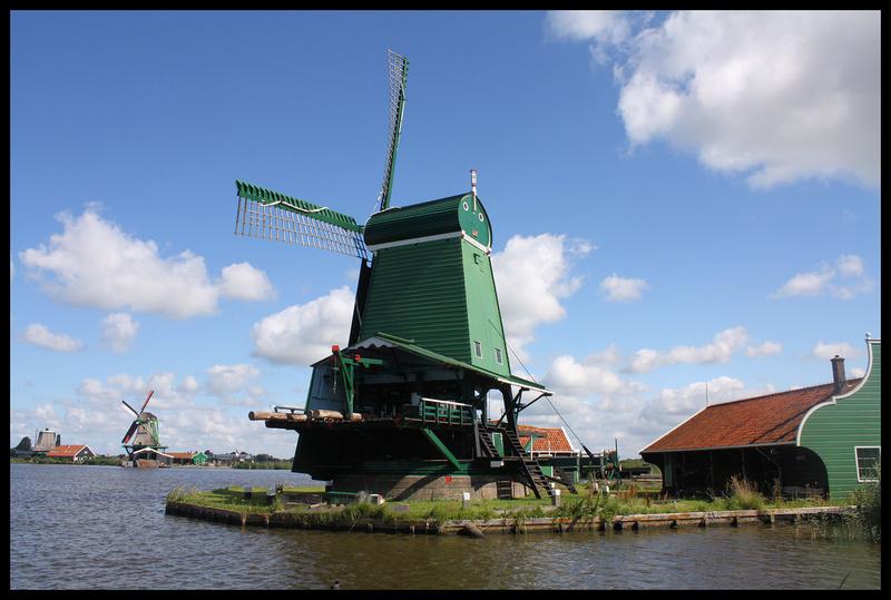 Paltrok : moulin à vent hollandais pour scier des bordages Fd5f910
