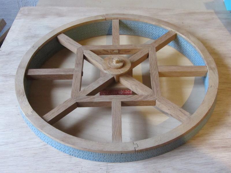 Paltrok : moulin à vent hollandais pour scier des bordages Img_3810