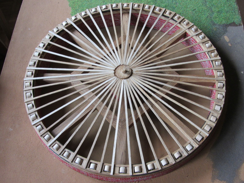 Paltrok : moulin à vent hollandais pour scier des bordages Img_3911