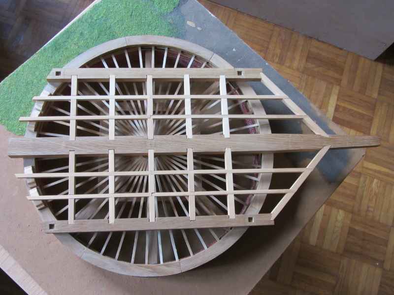 Paltrok : moulin à vent hollandais pour scier des bordages Img_3912
