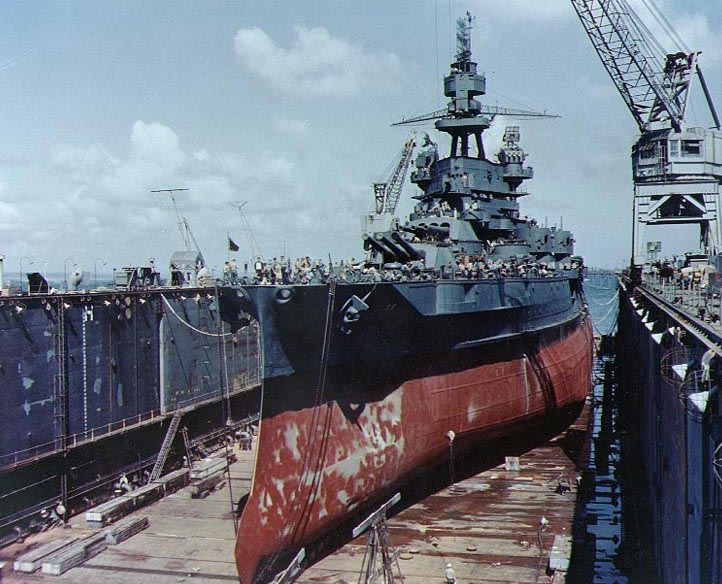 USS ARIZONA 1/200 TRUMPETER Bb38bo10