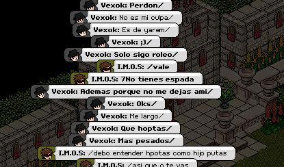 Doble queja Vexok10