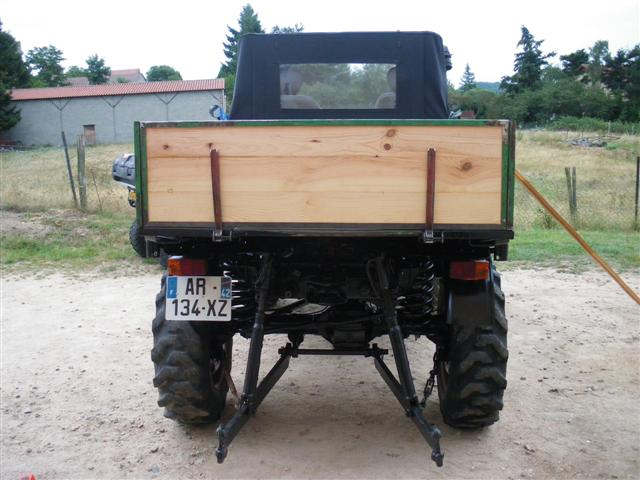 restauration unimog 421 BB Restau12