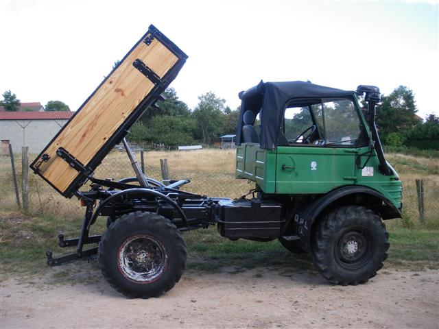 restauration unimog 421 BB Unimog44