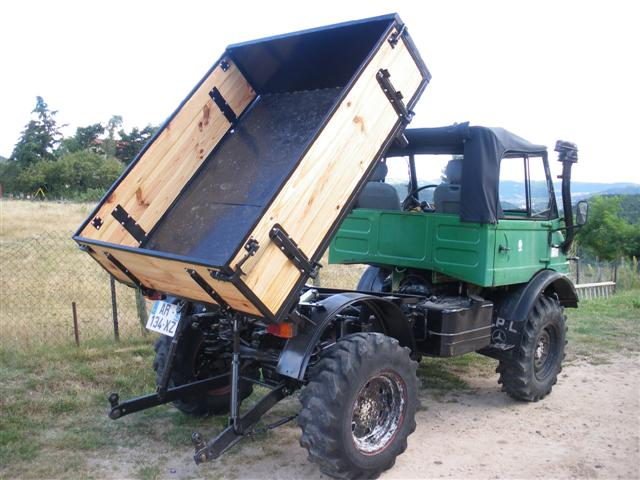 restauration unimog 421 BB Unimog45