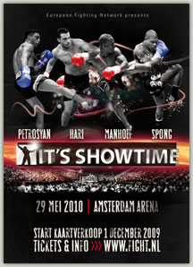 IT'S SHOWTIME in Amsterdam - 29/05/2010 510