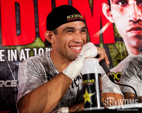 Werdum cheio de moral no Strikeforce Werdum10