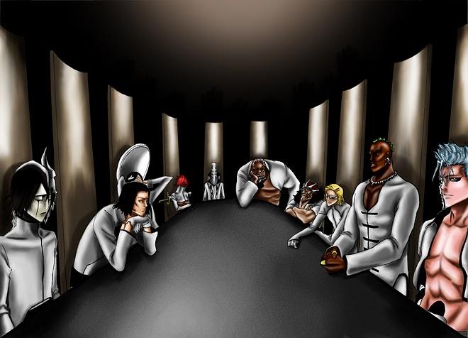 Sala de reuniões Bleach10